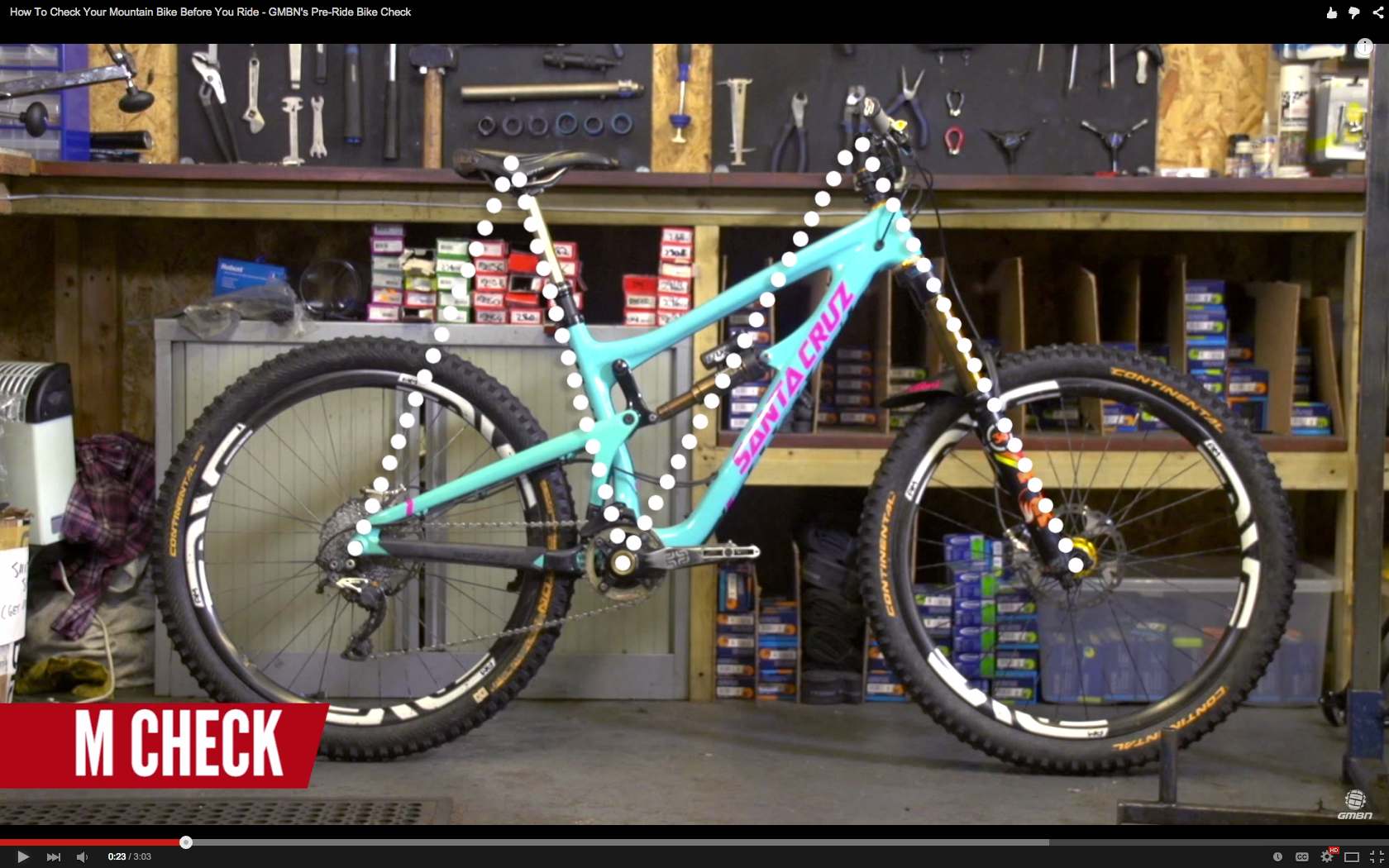 Video How To Check Your Mountain Bike Before You Ride Bike News
