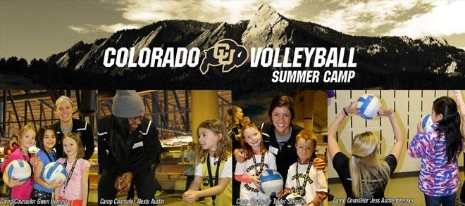 Colorado Volleyball Camps Summer Camp Volleyball Camp Volleyball