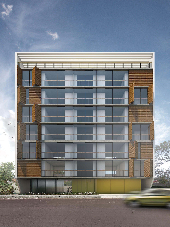 Building designs  Edifcio Dourados - Arquitetura Nacional