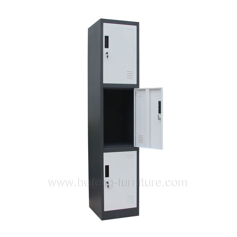 3 Tier Storage Sports Lockers Supplied By Hefeng Furniture.com Are Ideal  For School
