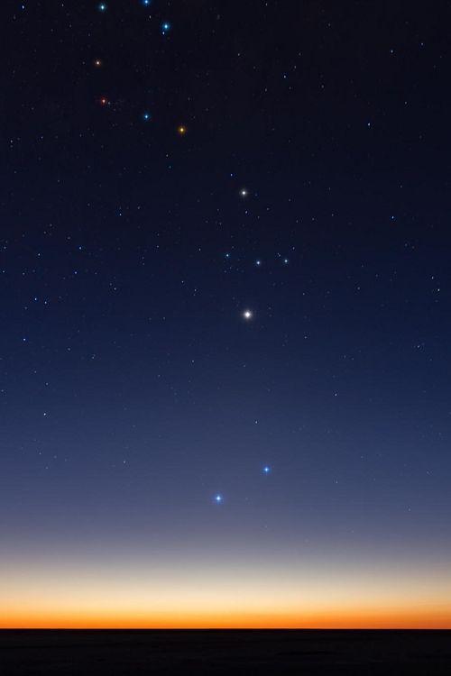 The Scorpio Constellation
