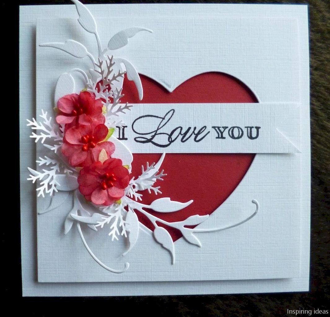 Valentine Cards Ideas Make Part - 19: 11 Unforgetable Valentine Cards Ideas Homemade