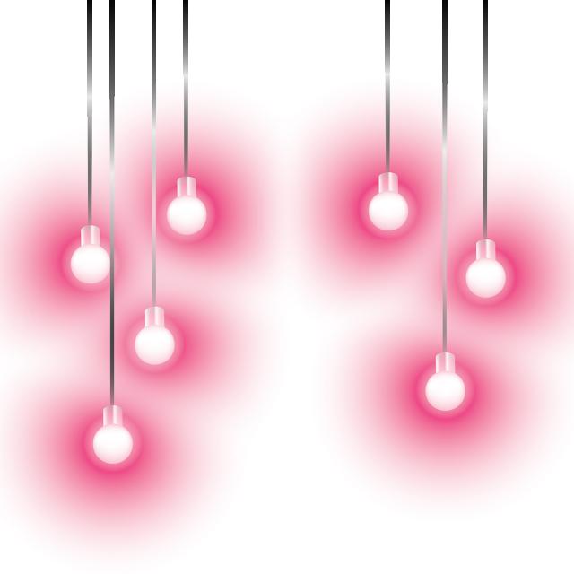 Pink Lights Illustration, Pink Light, Grunge, Lights PNG