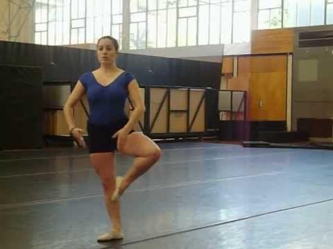 Adagio Ballet Combination For Center In Ballet Class Ballet Technique Ballet Exercises Ballet Class