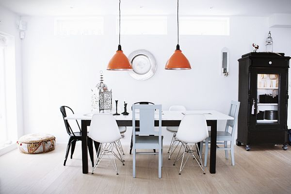 Choose The Dining Chair That S Right For You Mixed Dining Chairs Mix Match Dining Chairs Beautiful Dining Rooms