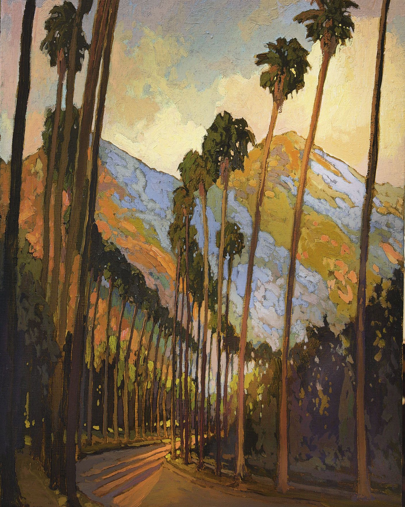 Altadena california giclee fine art print or original