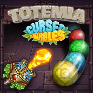 Totemia Cursed Marbles Play game online, Free online