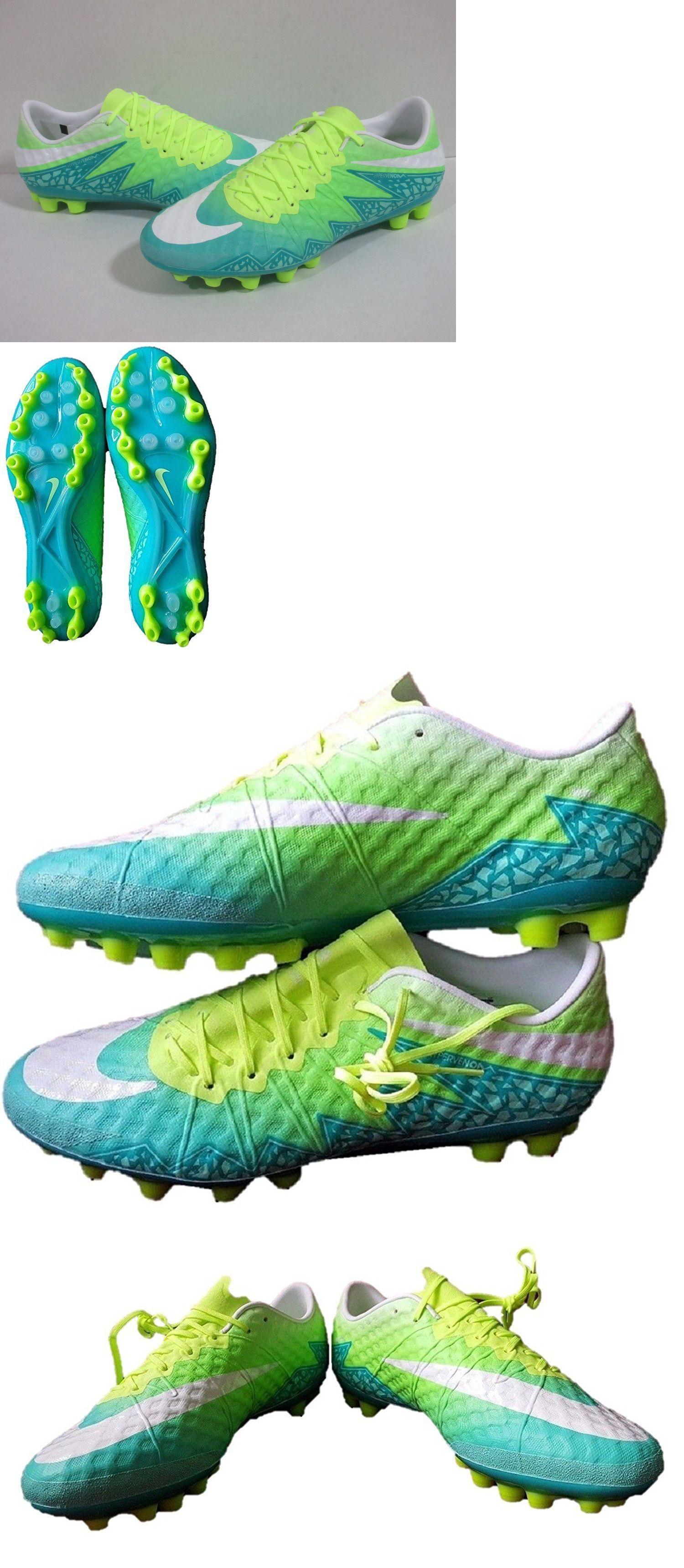 3ad12ff0d05 Women 159176  Nike Hypervenom Phantom Ii Ag Womens Soccer Cleats Sizes Rage  Green 749691-