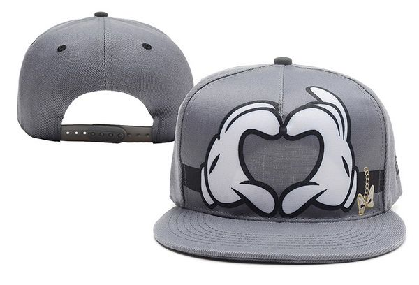 Disney Mickey And Minnie Mouse Snapback Gray  119ca0d0c5a