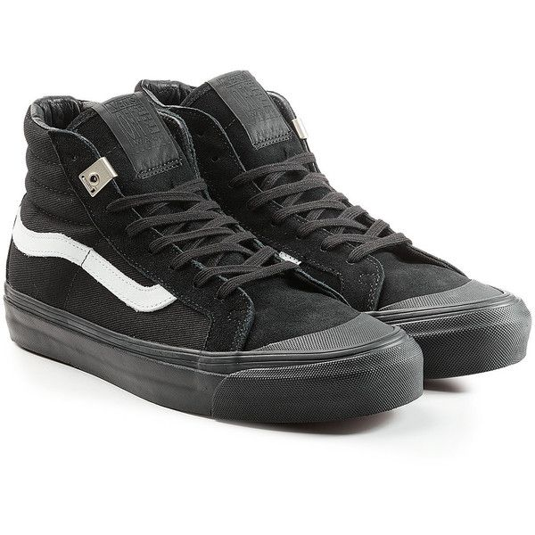 8b27e5a18c30 Vans x ALYX OG 138 SK8 High Top Canvas Sneakers ( 200) ❤ liked on ...