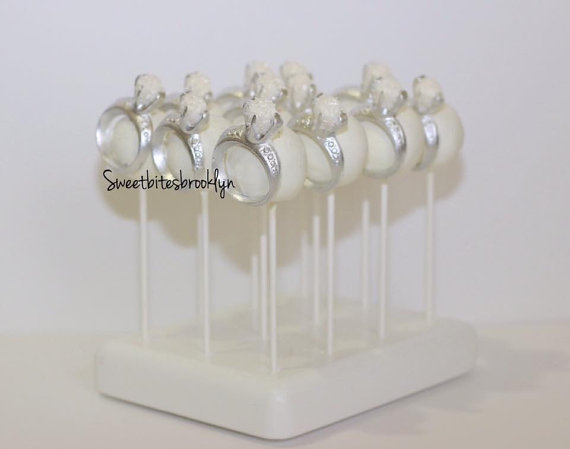 This Listing Is 1 Dozen Diamond Cake Pops But Can Be Tailored To