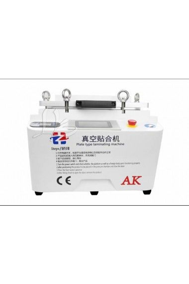 Latest air bag OCA lamination machine