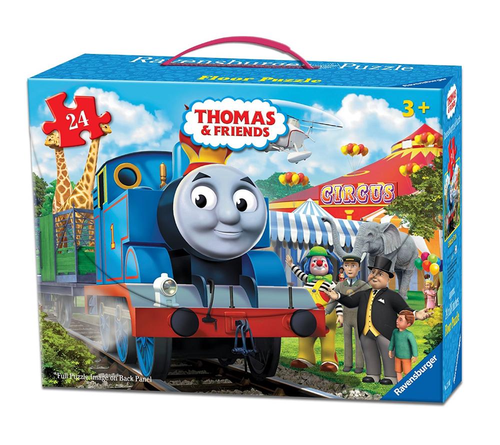 Free Shipping. Buy Ravensburger Thomas & Friends Circus