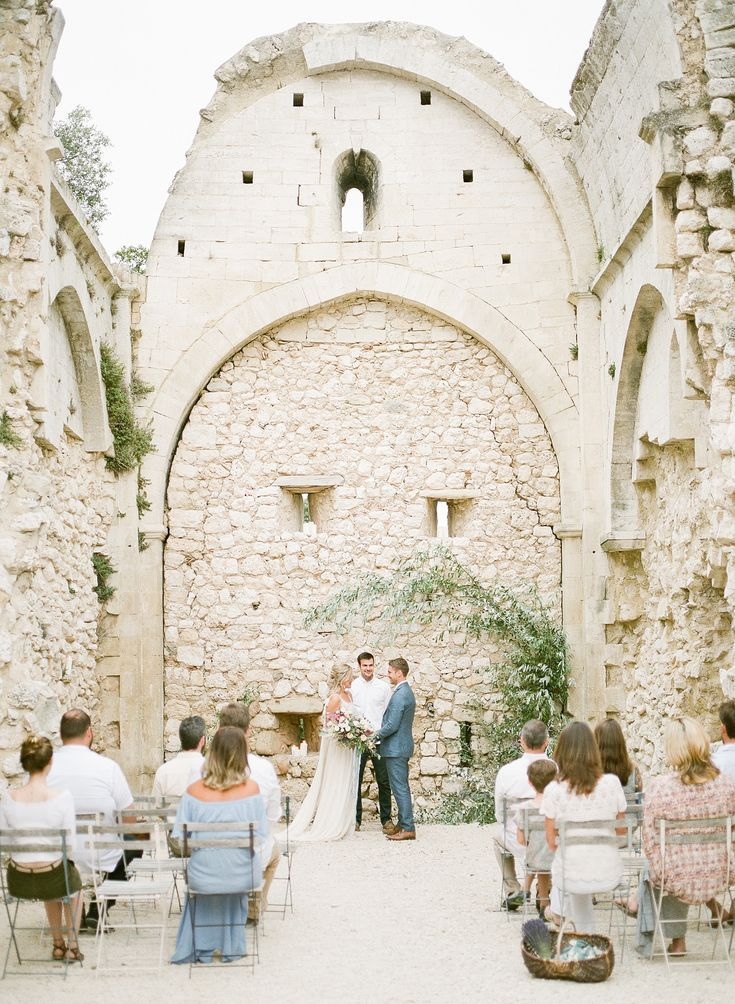 Destination Wedding Photography in Provence, France