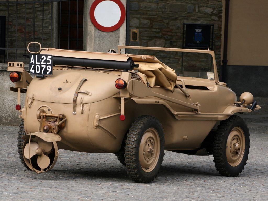 volkswagen typ 166 schwimmwagen '1942–44 | vw | pinterest
