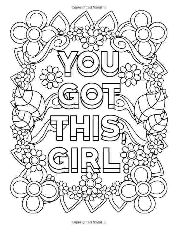 Inspirational coloring pages to print # ...