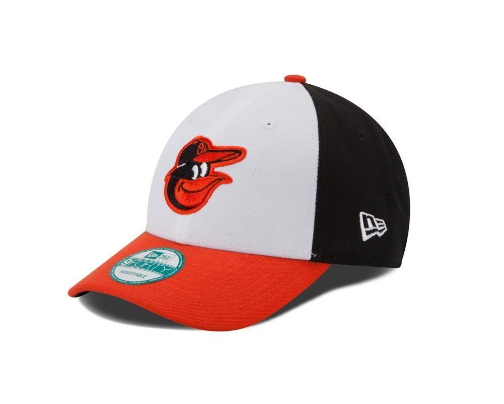 Baltimore Orioles Youth Cap New Era Junior League 9FORTY Hat ... 14d414de410