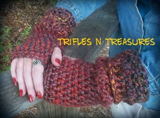 Trifles n treasures olde world wristers free crochet pattern by trifles n treasures olde world wristers free crochet pattern by tera kulling 9mm dt1010fo