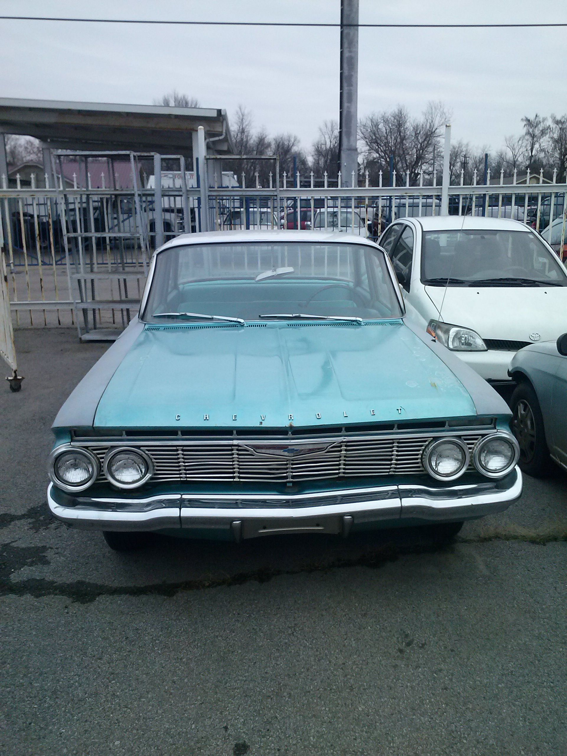 A 4 door Chevy for sale Found in Fort Smith Arkansas Tripper s