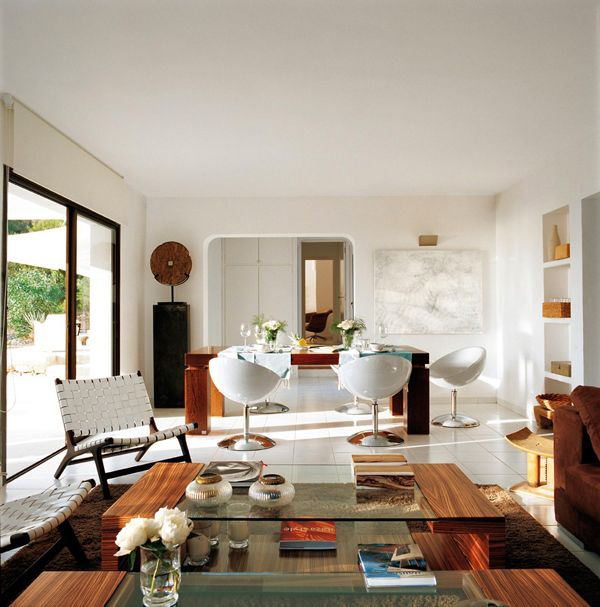 condo living room interior design - 1000+ images about Fabulous White ooms on Pinterest White ...