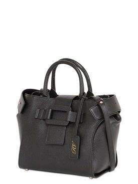 """roger vivier - женщины - сумки с ручками - кожаная сумка """"pilgrim de jour"""""""