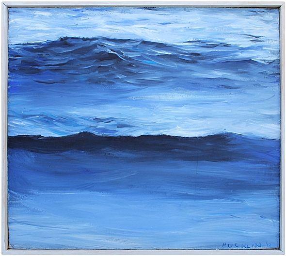 """John Bucklin """"Open Water"""" at Serena & Lily"""