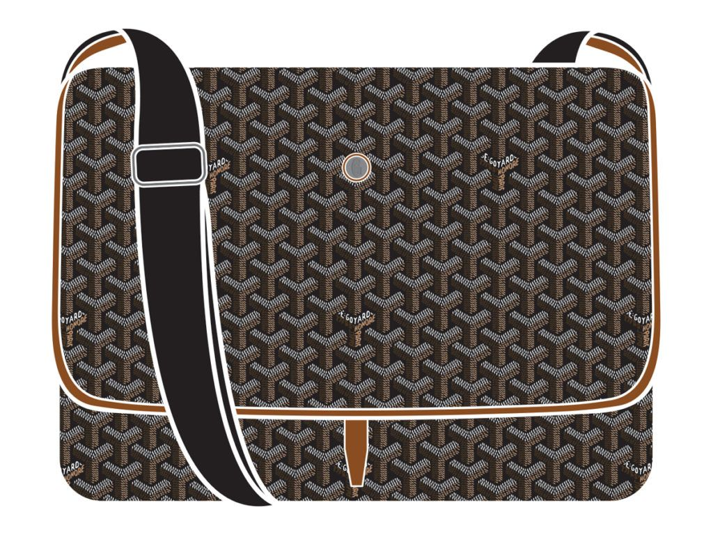 e42df480d9ac Goyard Capetien Bag | Bags For Boys And Girls | Bags, Fashion ...