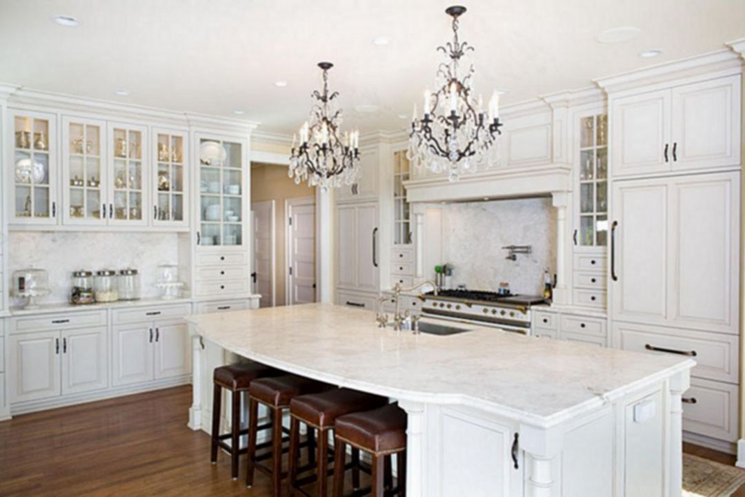 Brilliant Best 8 Most Beautiful White Kitchen Design Ideas Https Hroomy