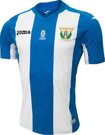Leganes Home Kit 2016-17  08ab2a59d