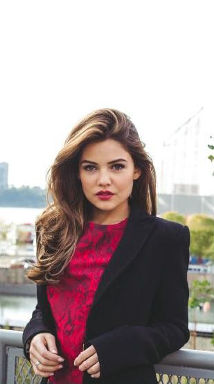 Danielle Campbell 2014 Photoshoot