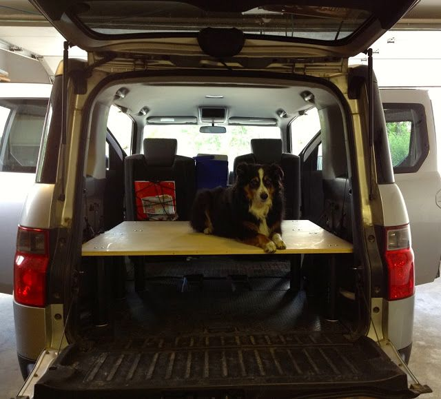 Colorado Adventures: Honda Element Camper/Platform