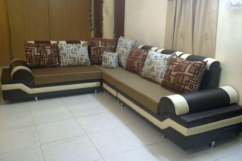 The Elegant L Shape Sofa Hyderabad For Provide Property
