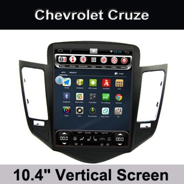 Chevrolet Cruze In Dash Car Stereo Special Car DVD GPS