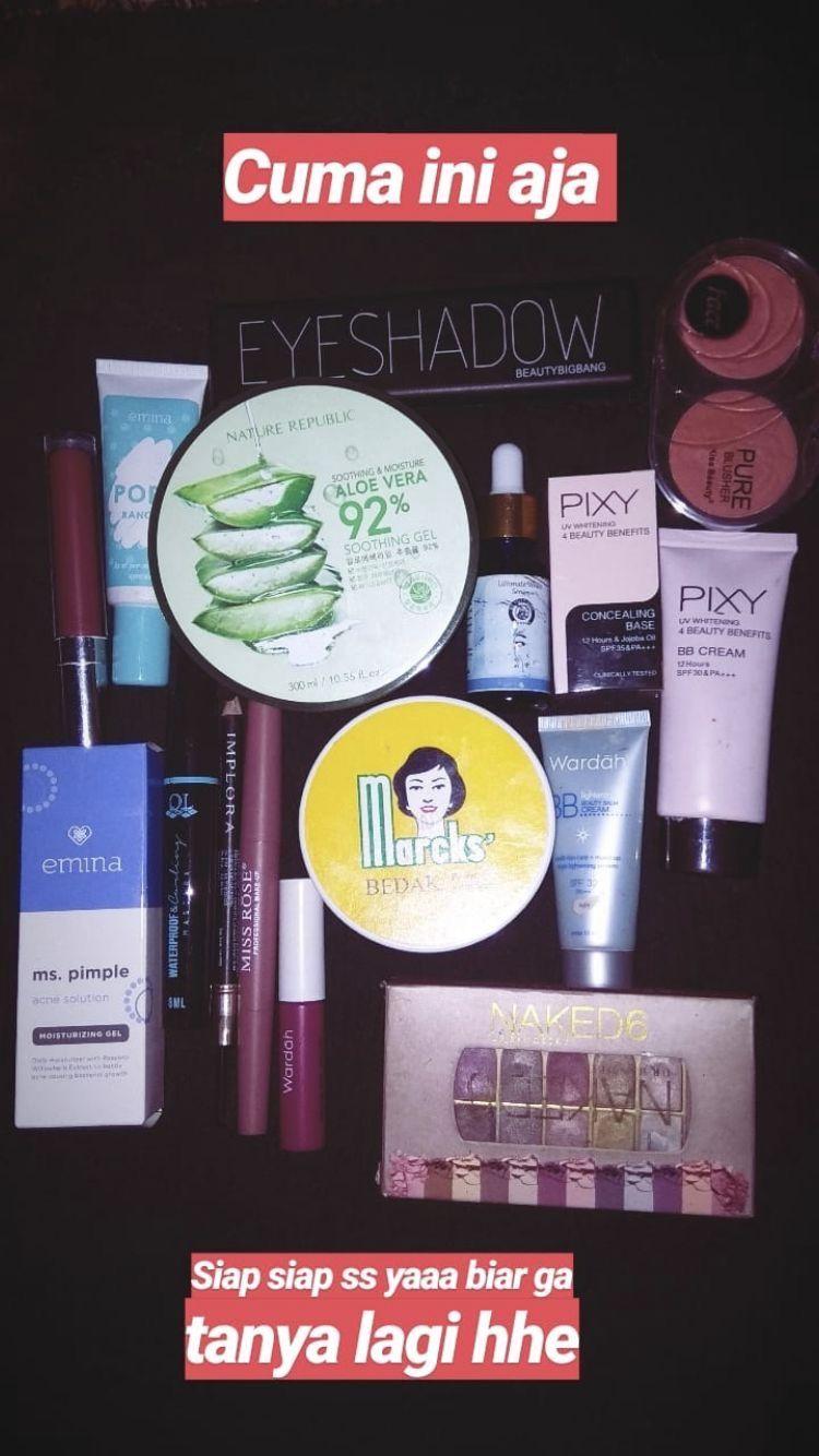Gambar Produk makeup oleh erg gis pada Produk makeup