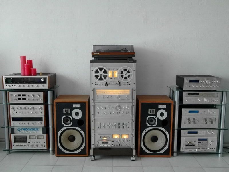 Pioneer Vintage System Pioneer Audio Hifi Audio Vintage Electronics
