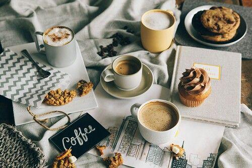 #coffee #notebook #breakfeast in 2020 | Coffee breakfast ...