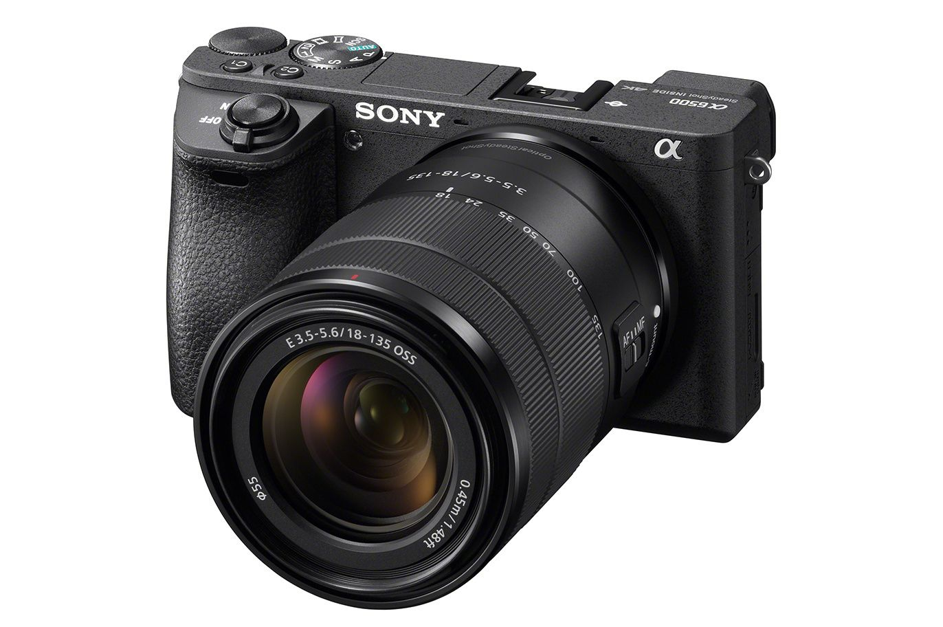 Sony E 18 135mm F 3 5 5 6 Oss Lens Announced Will Cost 598 Sony Camera Mirrorless Camera Digital Camera