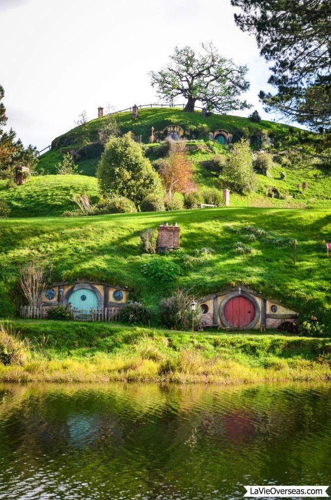 bag end hobbiton matamata south island new zealand places pinterest herr der ringe. Black Bedroom Furniture Sets. Home Design Ideas