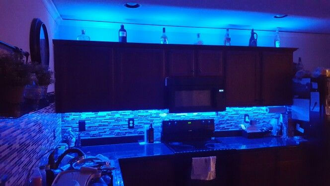 Led Accent Lights Lightning Indoor Outdoor