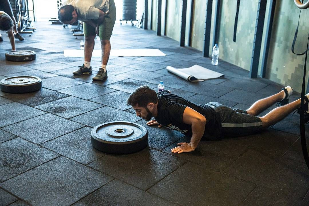 CrossFit Yas CrossFit Coaches can take your training to