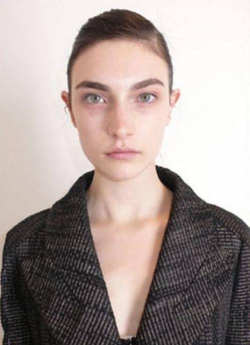 Louis Vuitton models without photoshop