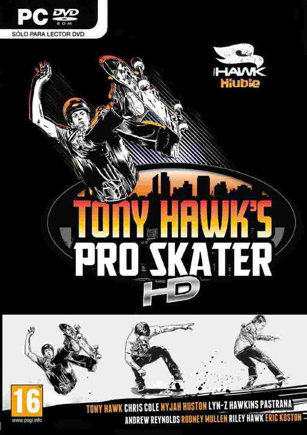 tony hawk pro skater hd pc download