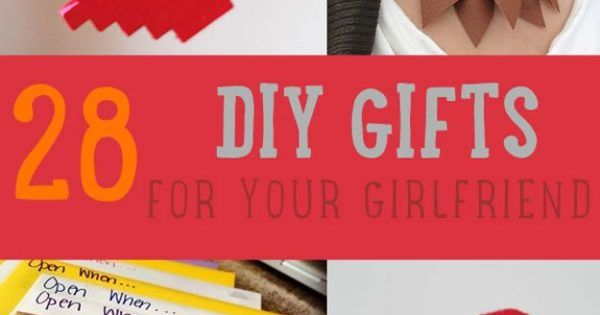 Christmas gifts for girlfriend doesnt have to be expensive find this pin and more on diy gifts by trishalcasey solutioingenieria Image collections