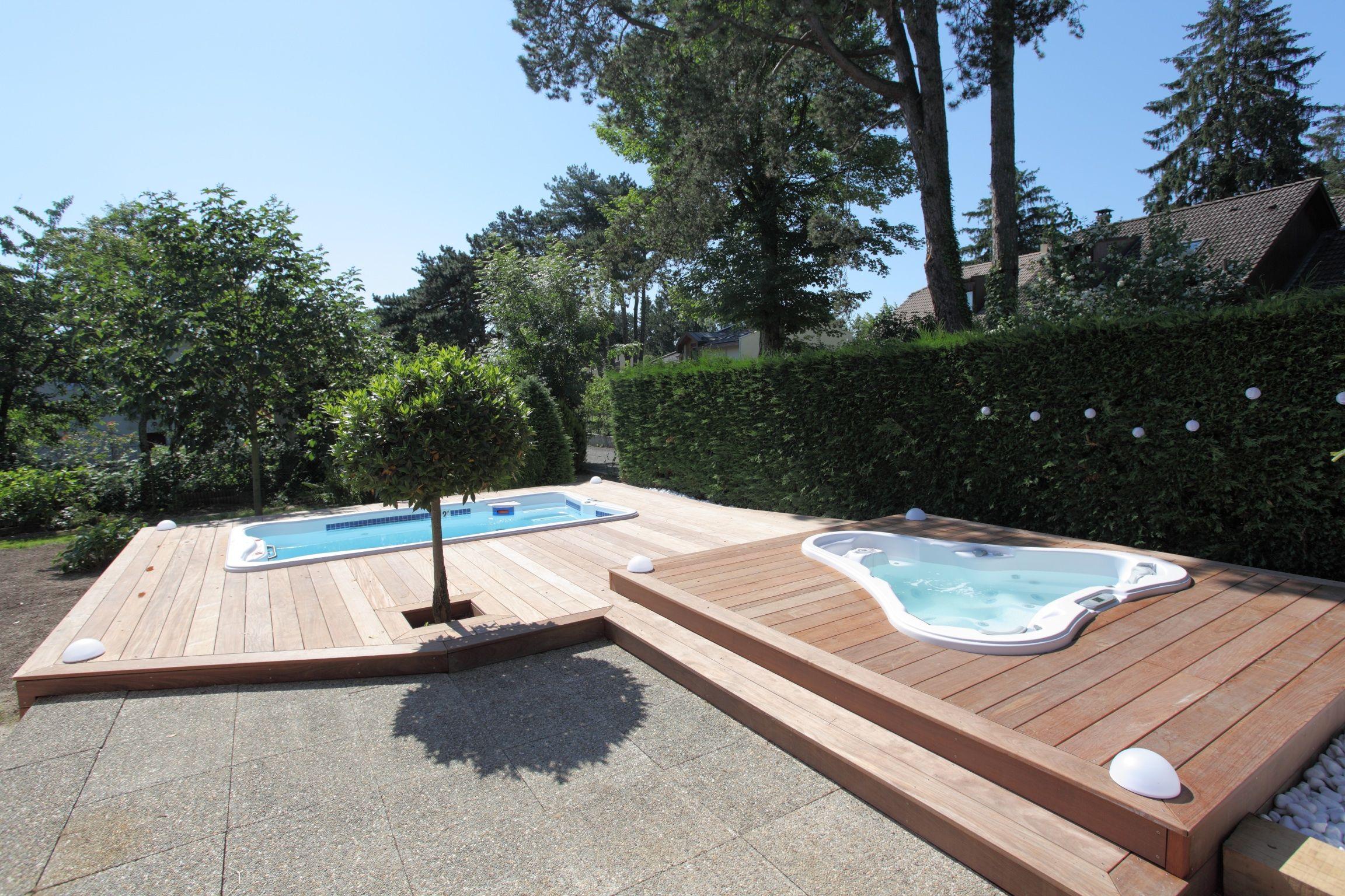 Dupree Bay Spa Pool Pool Swimming Pools
