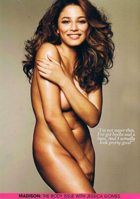 Sexy Jessica Gomes Hot Photo Shoot
