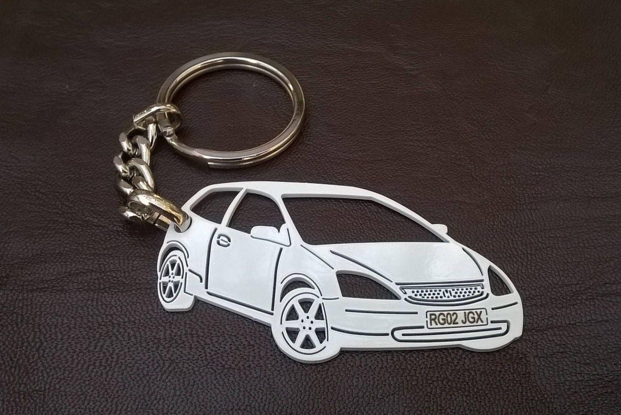 CIVIC SEDAN KEYRING CAR CIVIC