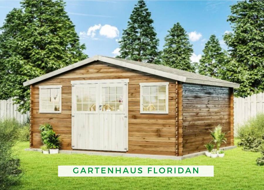 Gartenhaus Floridan 28mm In 2020 Haus Gartenhaus Gartenhaus Holz