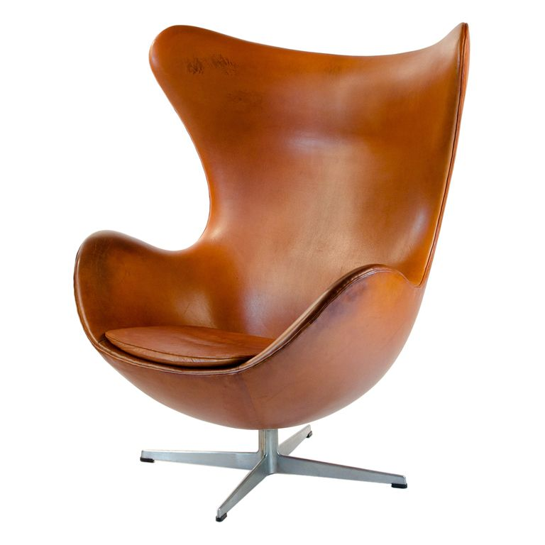 Very Old Egg Chair Original Condition Arne Jacobsen Hansen Arne Jacobsen Egg Chair Arne Jacobsen Egg Egg Chair