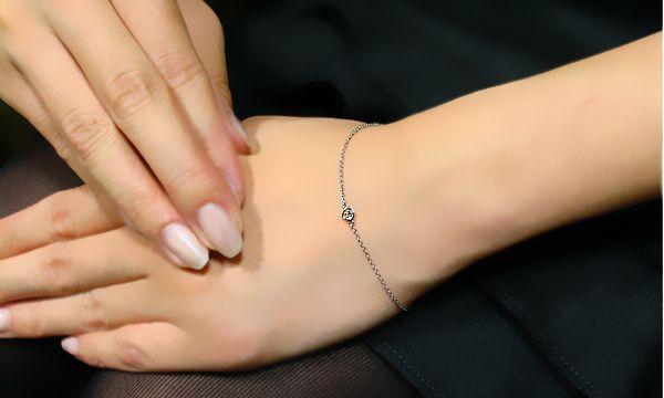 342c0747590a3 Tiffany & Co. Diamonds By The Yard bracelet | Love it! Want it in ...