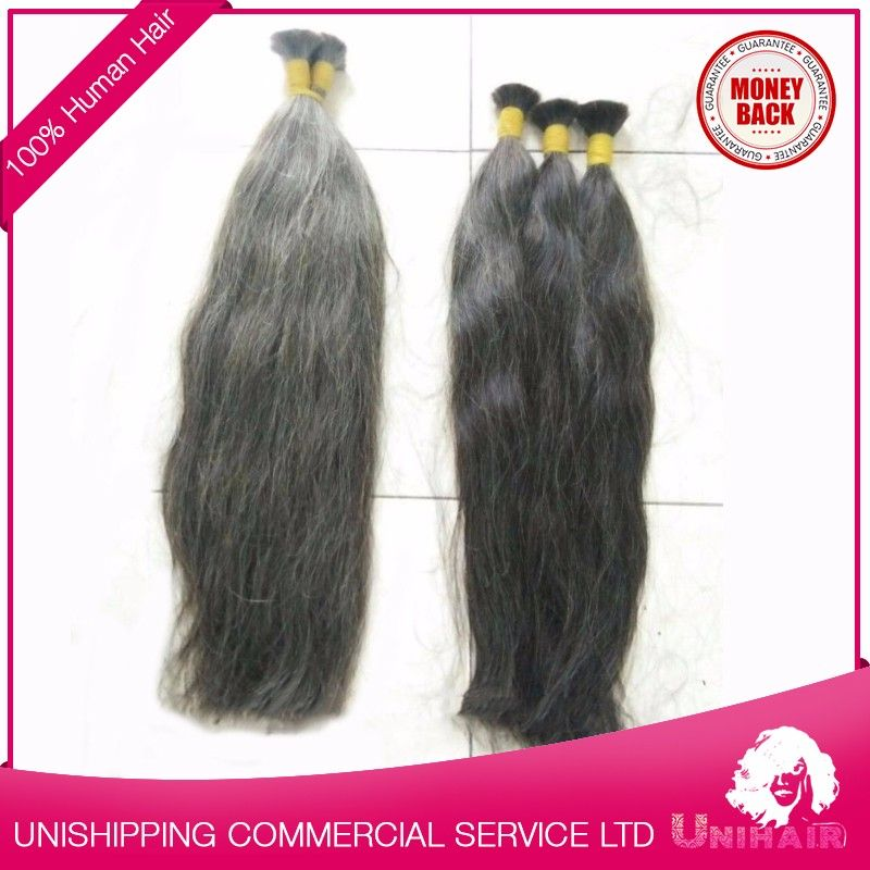 Cheap Virgin Natural Grey Straight Hair 50 Inch 100 Percent Human Hair Extension, View hair extension, Unihair Product Details from UNISHIPPING COMMERCIAL AND SERVICE COMPANY LIMITED on Alibaba.com